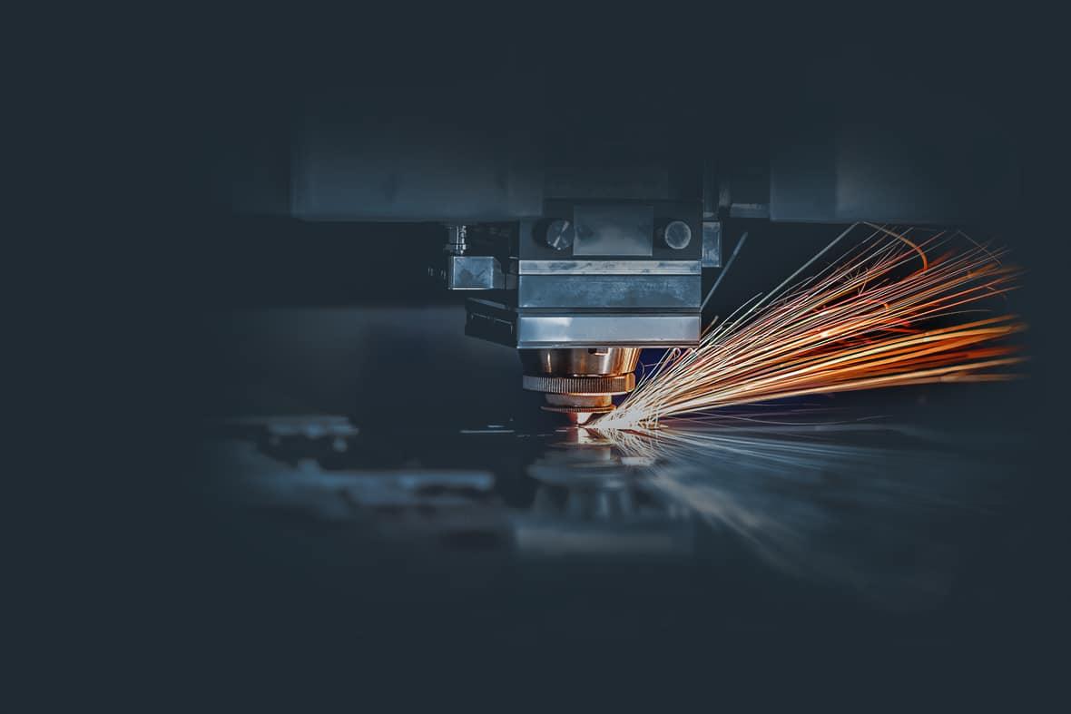 Online Laser Cutting