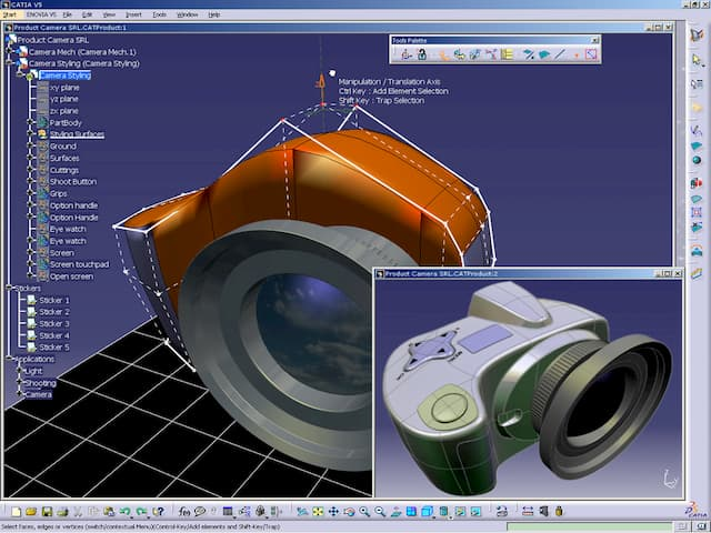 CAD trial version