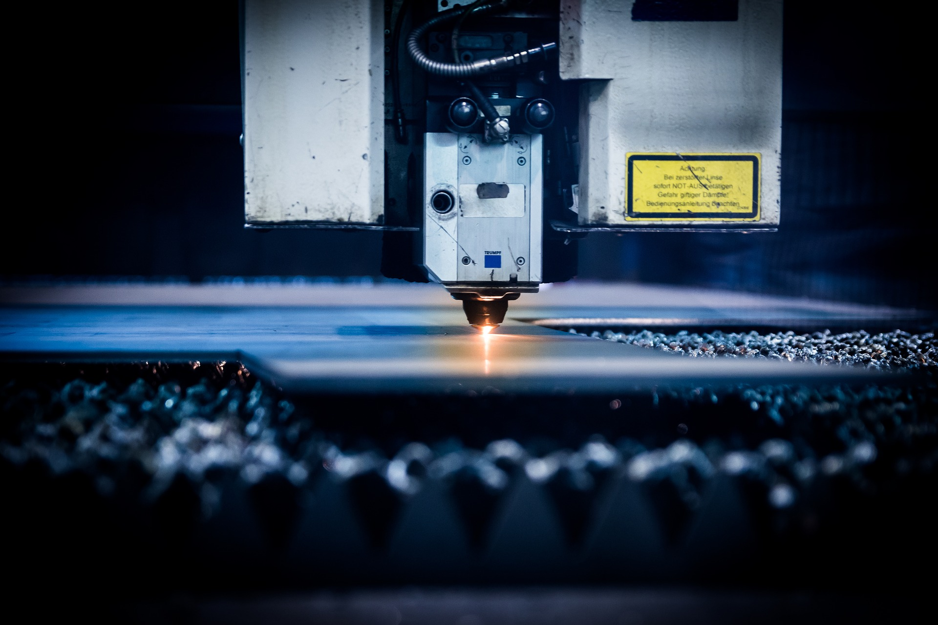Laser Cutting History – a Revolutionary Evolution