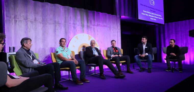 The Future of Manufacturing – a Discussion at Robotex
