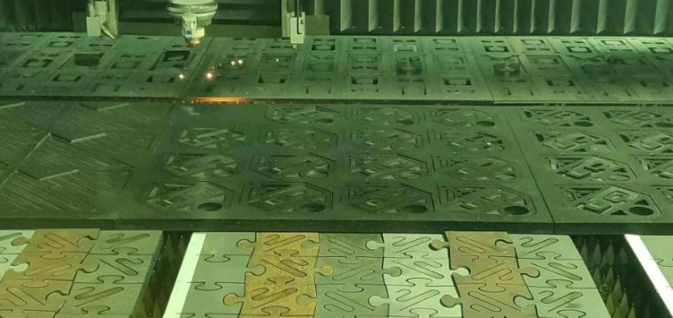 What can laser cutting be used for?