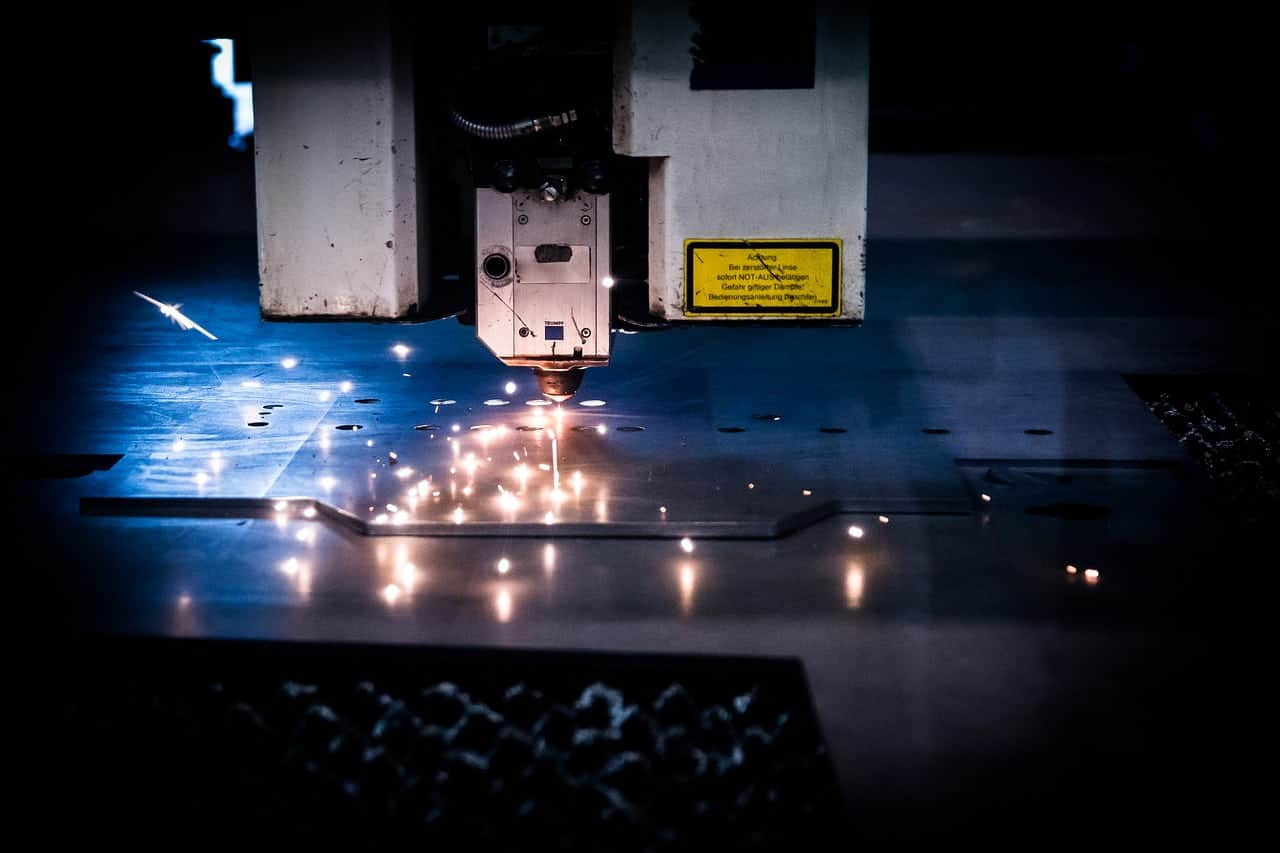 Laser Cutting Service – Our Capabilities