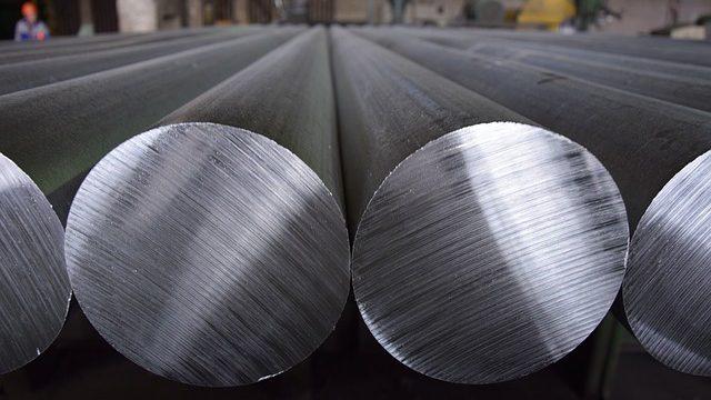 Aluminium Grades 1050, 5052, 5083 and 5754