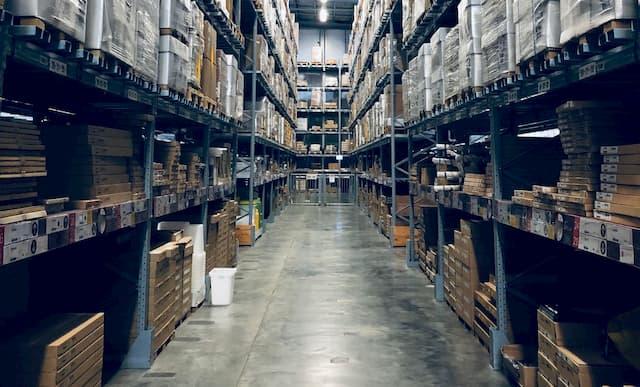 Warehouse Fractory