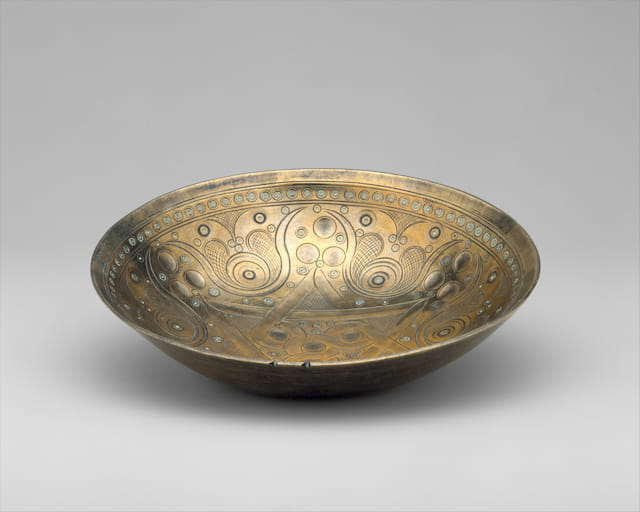 Tin Bronze bowl