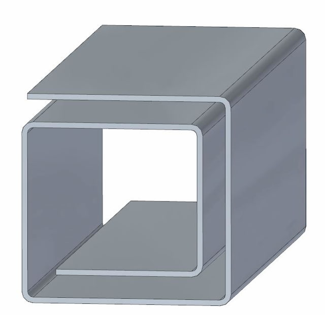 Impossible to Manufacture Sheet Metal