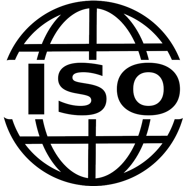 ISO standards logo