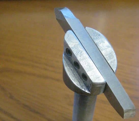 Fly milling cutter