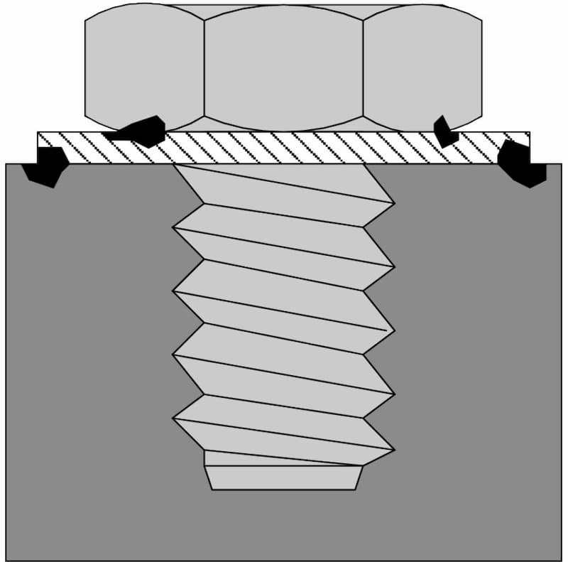 aluminium crevice corrosion