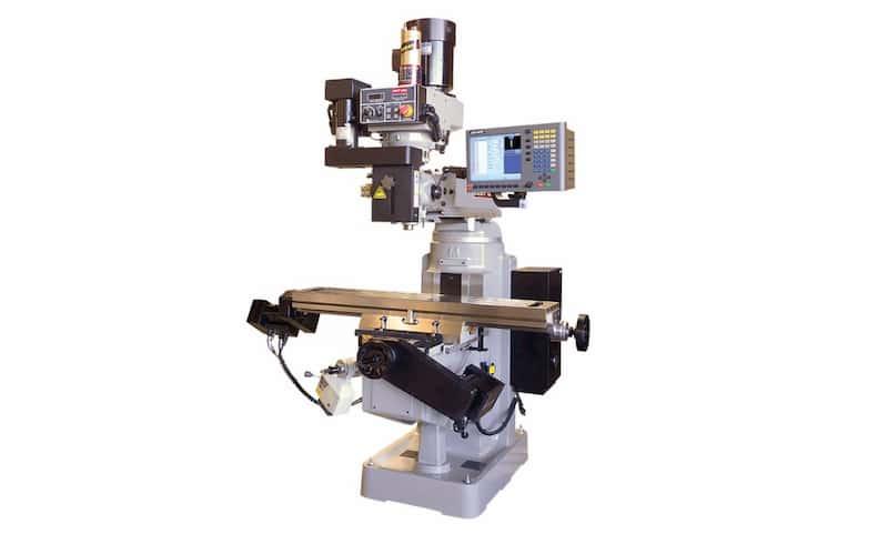 knee-type milling machine