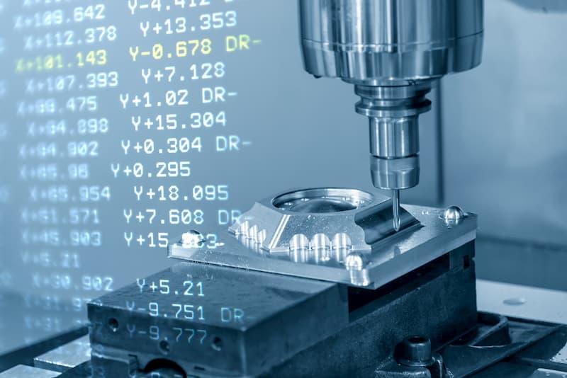 Rapid CNC machining
