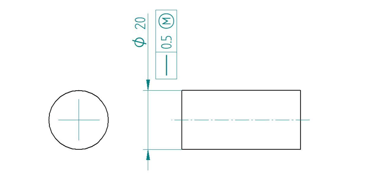 axis straightness