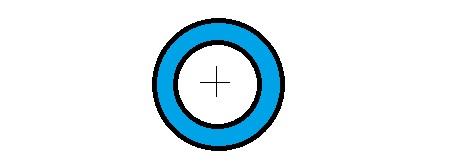 Circularity tolerance zone