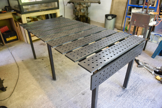 Learn from Engineers – Making the Dream Welding Table